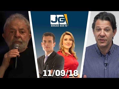Jornal da Gazeta - Edição das 10 - 11/09/2018