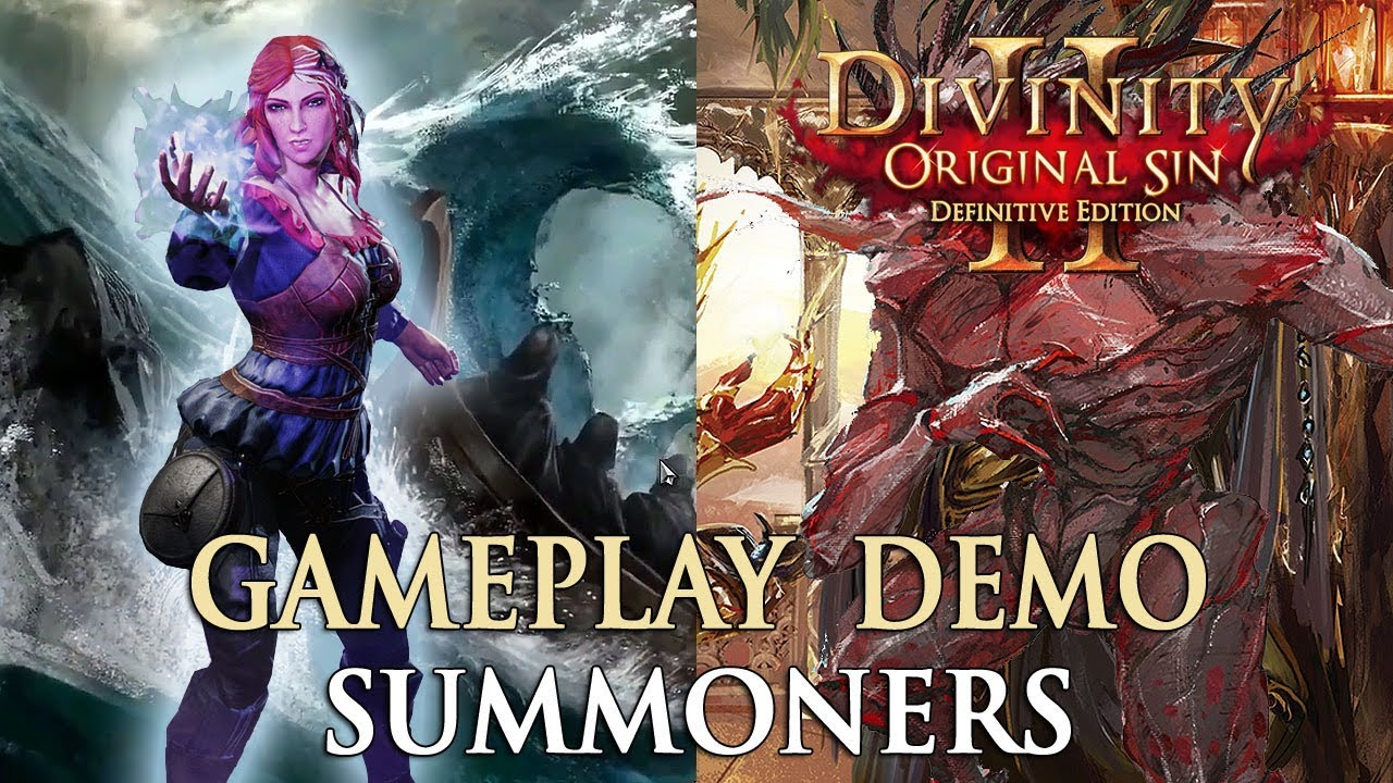 Divinity Original Sin 2 Builds: Summoner of Sparks | Fextralife