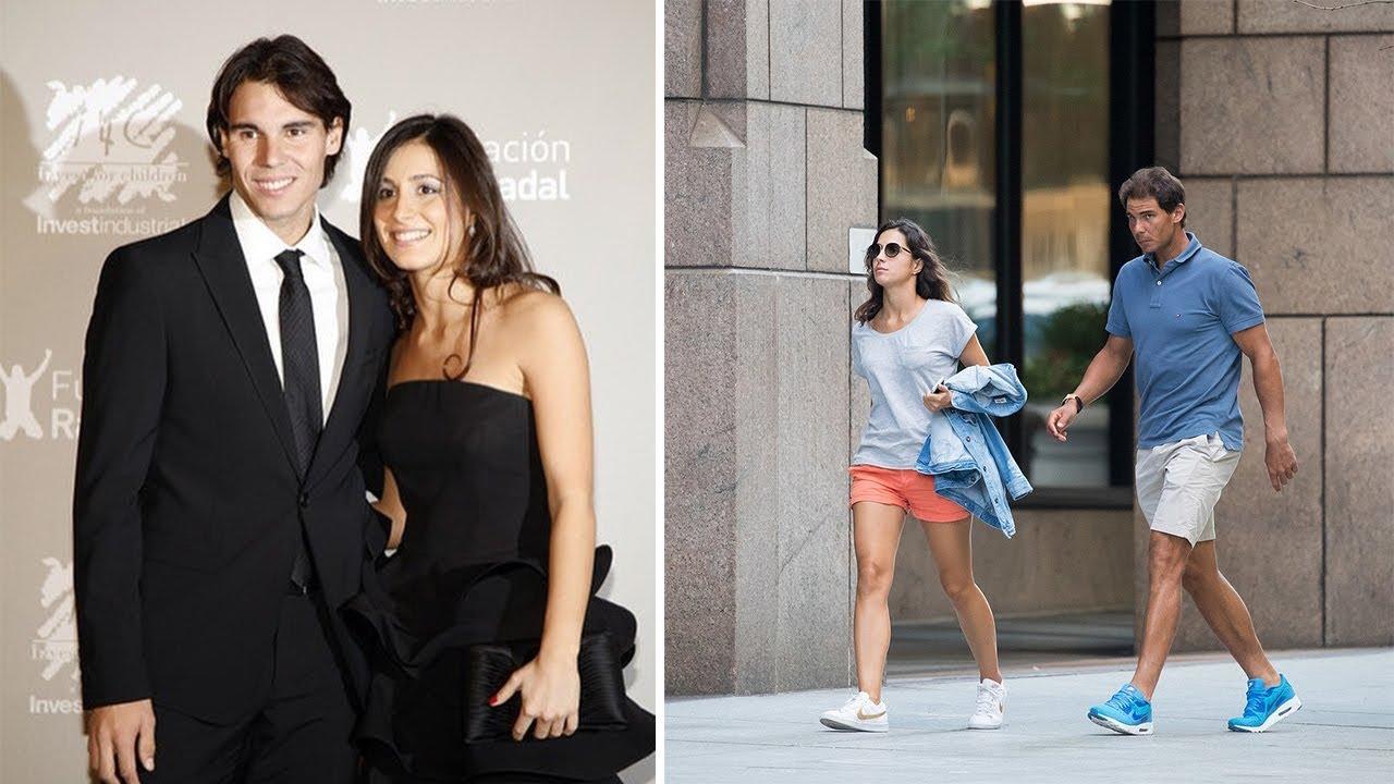 Rafael Nadal S Girlfriend 2018 Maria Francisca Perello Youtube