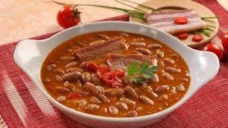 Corbasti pasulj - Bean Soup - Recipe -Bohnensuppe
