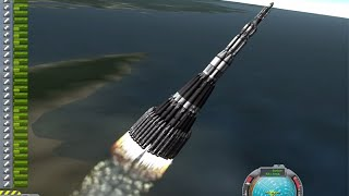 Download KSP Mars Ultra Direct: Ludicrous single launch to Mars in Real Solar System Mp3 and Videos