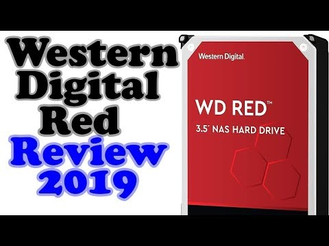 Western Digital Red 4TB NAS Hard Disk Drive 5400 RPM Class SATA 6 Gbs 64MB WD40EFRX Review 2019