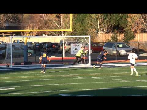 Duncan Morrison Soccer Highlight Video- Berean Christian High School Class of 2016
