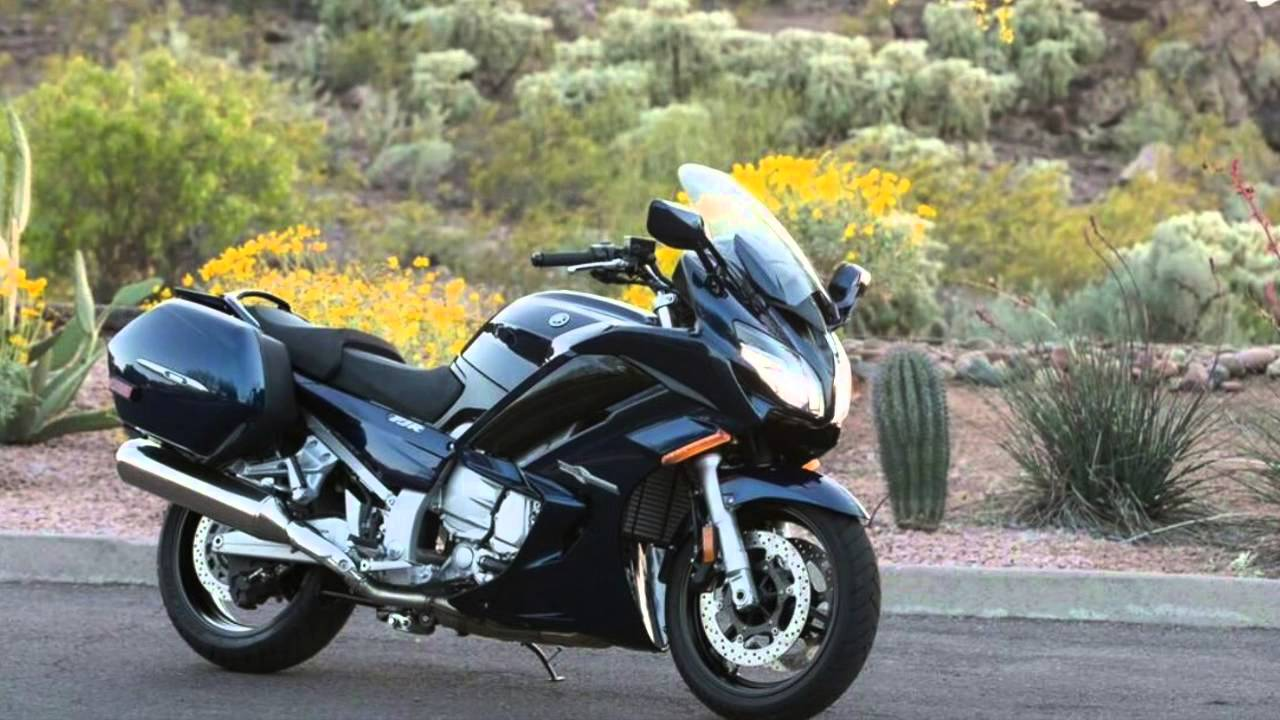 2016 Yamaha FJR1300 Review - YouTube
