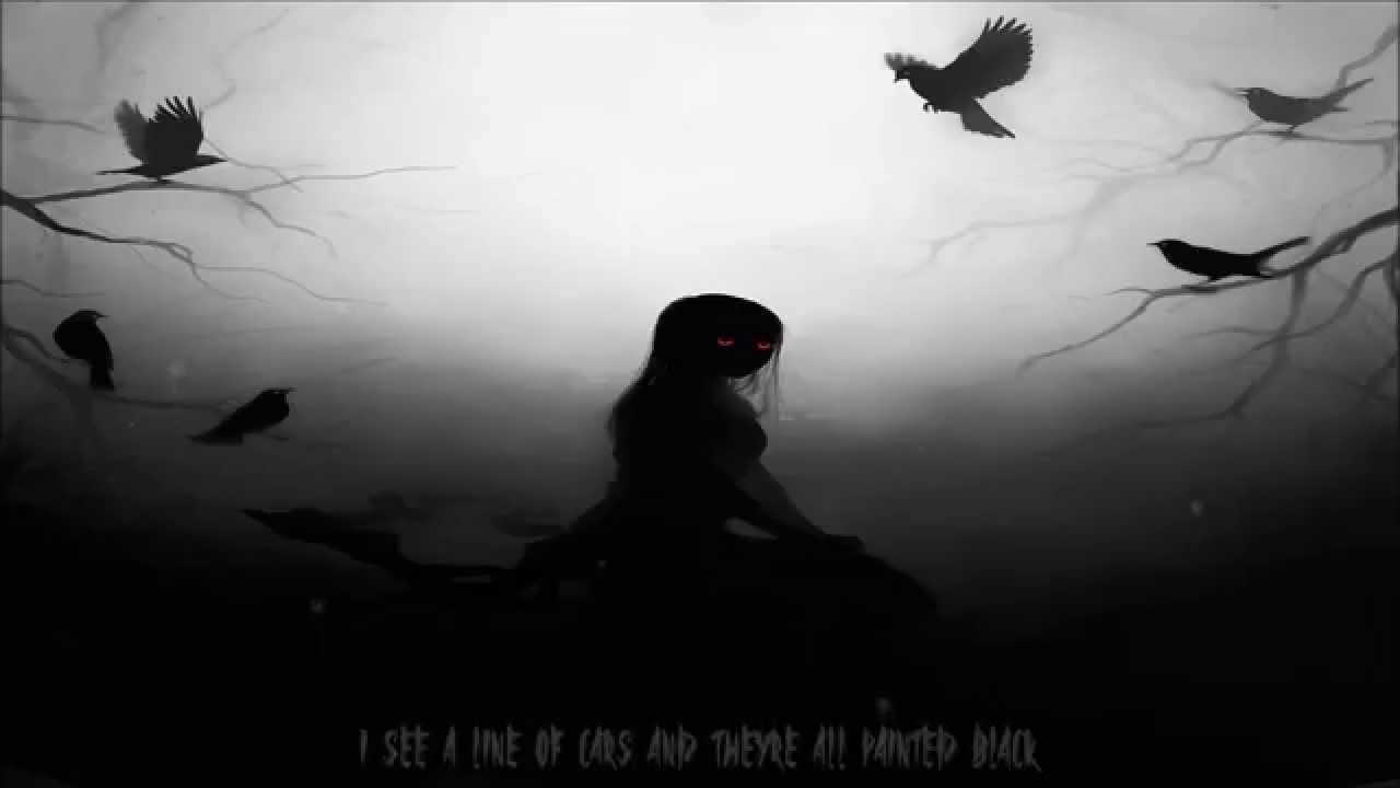 Nightcore - Paint It, Black #1