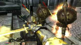 The Elder Scrolls IV: Oblivion - Gameplay