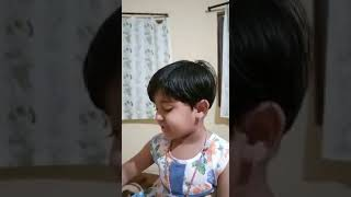 Inspirational speech by little girl