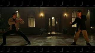 Jet Li Fighting Scene Romeo must Die