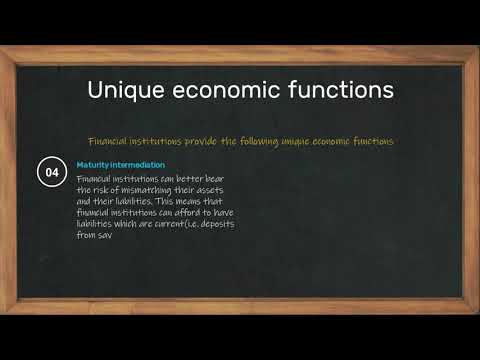 04 Overview of Financial Institutions
