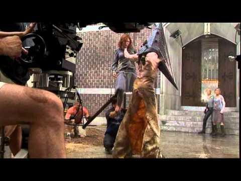 Создание фильма Silent Hill Часть 4 из 5