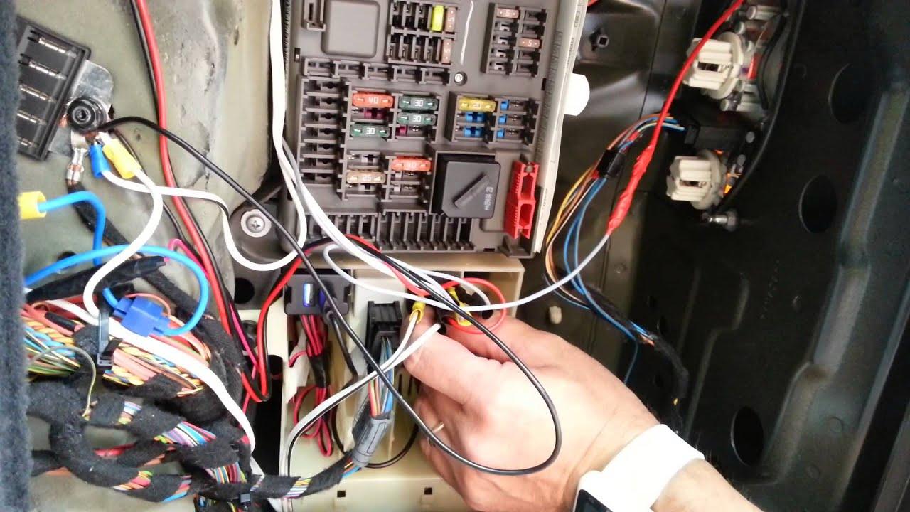 X5 Backup Camera Wiring Diagram Tundra How To Install A For Bmw E70 1080p Youtube Rh Com Chevy Silverado Reverse