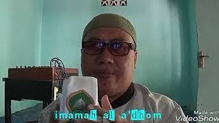 BELAJAR IMAMAH 6 METER