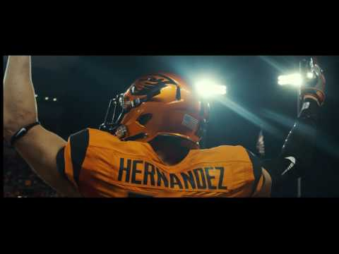 2017 Oregon State Football Trailer