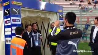 World Cup 2014: Italy stumble to draw against Luxembourg