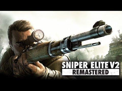 Download Sniper Elite V2 Remastered Codex language + Save location