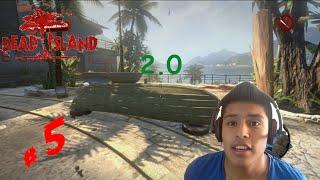''GRABANDO EN 2.0'' - Dead Island #5