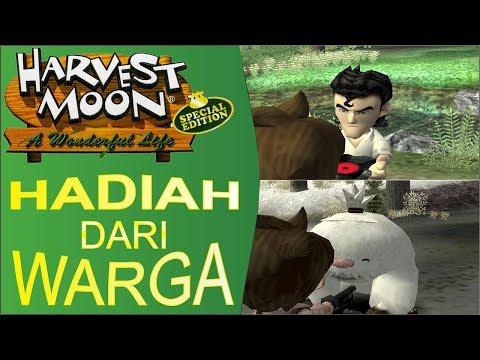 Record Atau Piringan Hitam Tahun Pertama - Harvest Moon : A Wonderful Life Special Edition
