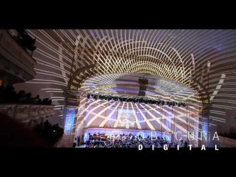 Google YTSO Carnegie Hall - Obscura Digital