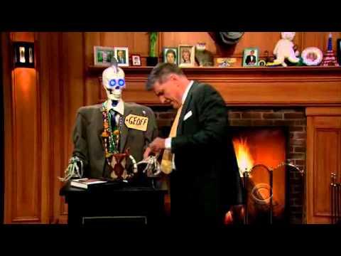 Craig Ferguson - Geoff loses a hand