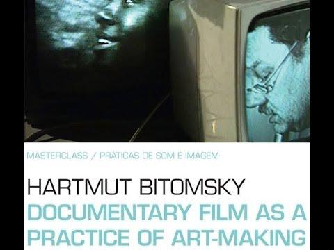 Masterclass com Hartmut Bitomsky na ESAD.CR