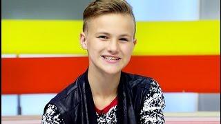 Саша Минёнок представит Беларусь на Международном детском конкурсе песни «Евровидение-2016»