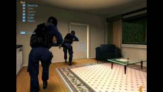 SWAT 3: Elite Edition (PC) Gameplay - Home Invation