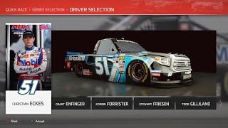 Nascar heat 4https://store.playstation.com/#!/en-us/tid=cusa15887_00subscribe and turn on notifications to see more racing! twitter: https://twitter.com/pic...