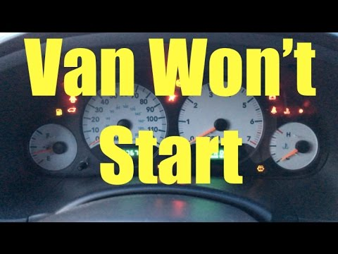 Van Won T Start Help Dodge Grand Caravan