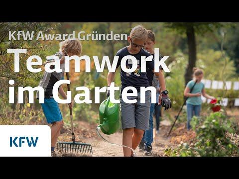Kfw Award Grunden 2018 Sonderpreis Fur Social Entrepreneurship