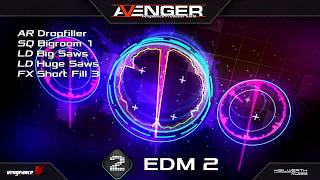 Vengeance Producer Suite - Avenger - EDM 2 Demo