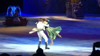 Disney On Ice Prince Hans meets Anna, Love is an open door, Frozen