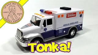 Tonka Lights and Sounds Ambulance - LPS Flashback To Our First YouTube Video!