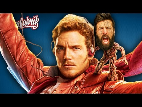 GUARDIANS OF THE GALAXY VOL. 2 | Kritik & Review | 2017 - MARVEL