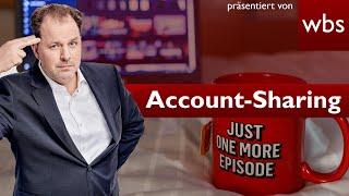 Netflix: Ende des Account-Sharings – Das droht Nutzern | Rechtsanwalt Christian Solmecke