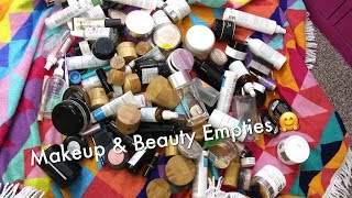 Makeup & Beauty Empties : To Repurchase or not to repurchase