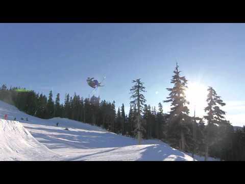 Blackpark Dayz - A Whistler Ski Edit