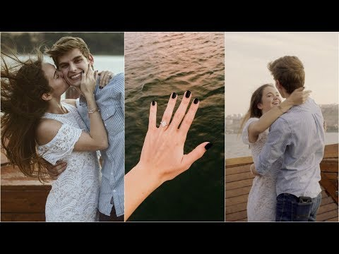 WE ARE ENGAGED! | Chelsea and Nick