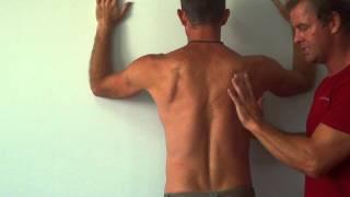 shoulder stabilisation exercises