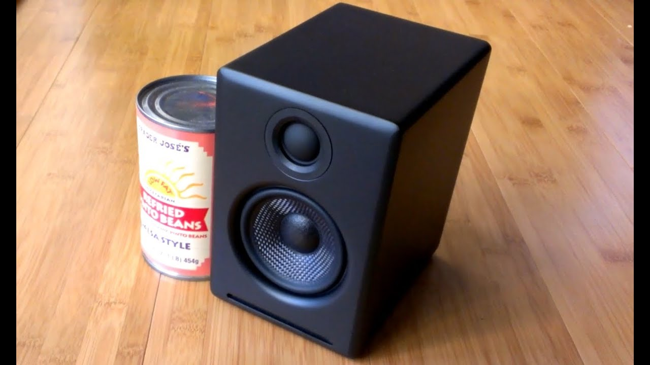 AudioEngine 2 (A2) Unboxing and Review - YouTube on
