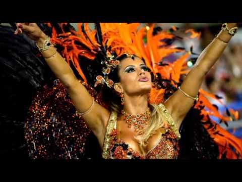 Откровенные моменты Бразильского карнавала 2016/Candid moments of Brazilian carnival 2016