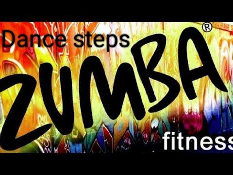Zumba steps class choreograph by krisnadeep
