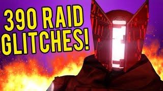 Destiny: 5 USEFUL 390 RAID GLITCHES THAT ARE STILL WORKING!