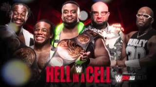 Wapwon com wwe hell in a cell 2015 results all match the winners