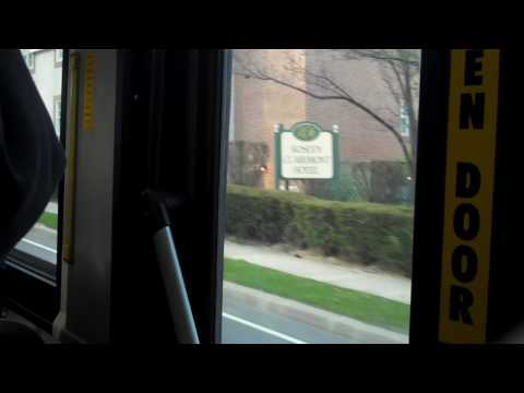 On-Board Long Island Bus Orion VII Next Generation CNG #1792 on the N20