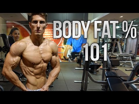 Examples of body fat percentages | BODY FAT % 101