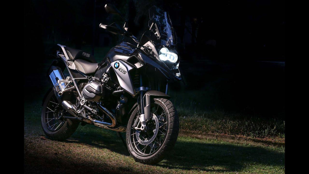 BMW R 1200 GS 2016 Triple Black The dark soul of GS by ...