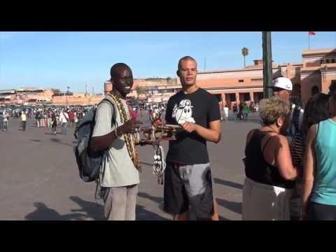 Voyage à Marrakech | film 25mn | 18 au 25 octobre 2013