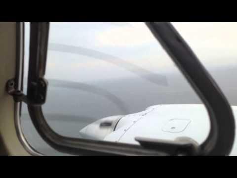 Cessna 340 Take Off