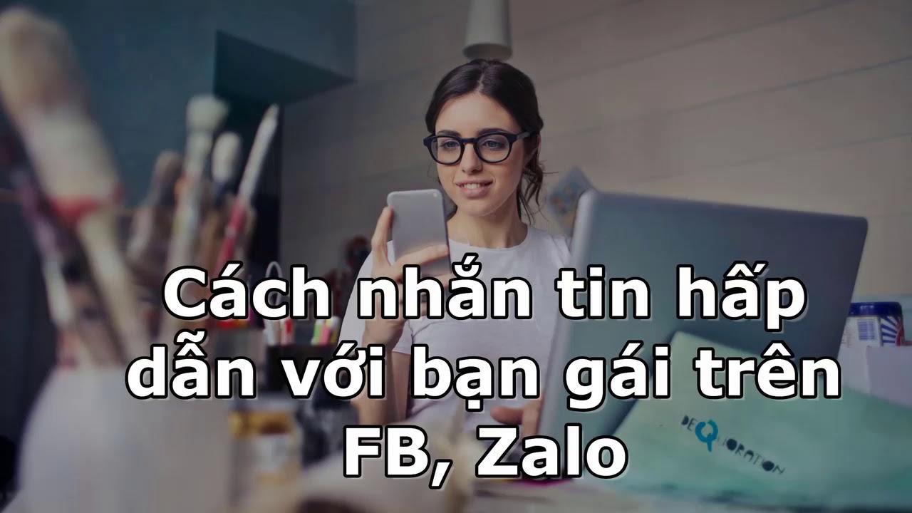Cách nhắn tin hấp dẫn với bạn gái trên facebook zalo | Visiongroup.top | Ironself