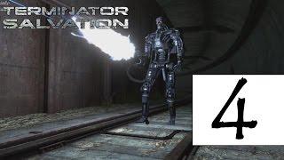 Terminator Salvation прохождение игры 4 - Глава 5: Под землей